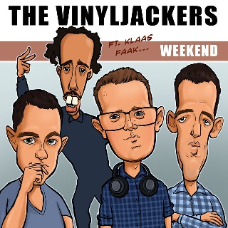 Feestknaller week 7 2016: The Vinyljackers Ft. KlaasFaak - Weekend