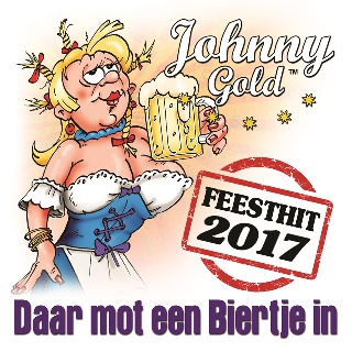 Johnny Gold - Daar Mot Een Biertje In (Carnavalesque)