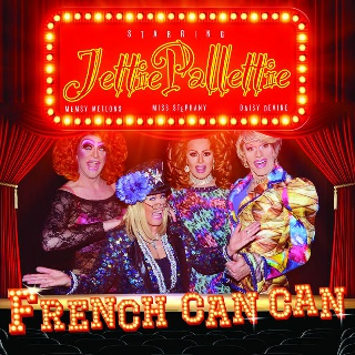 Jettie Pallettie - French Can Can