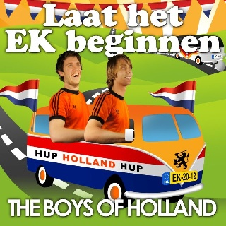 Feestknaller week 19 2012: The Boys of Holland