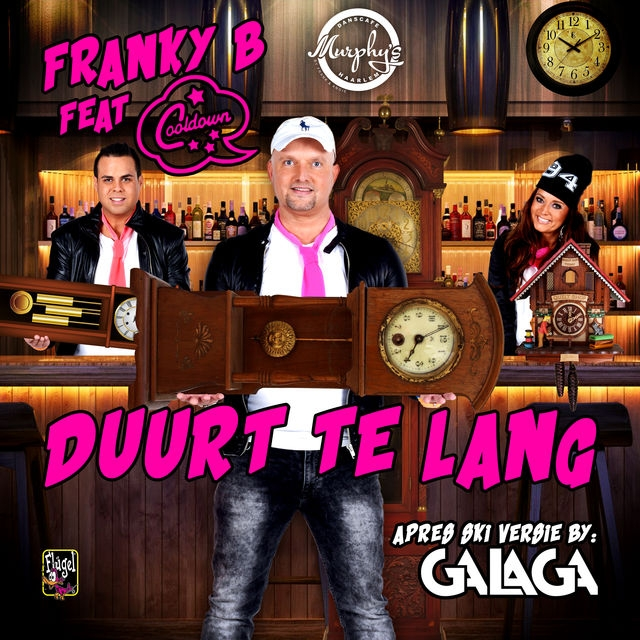 Franky B Ft. Cooldown - Duurt Te Lang