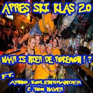 Apres Ski Klas 2.0 - Waar Is Hier De Pokemon